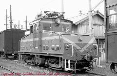 近鉄デ1形電気機関車