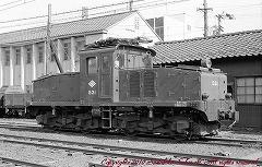 京福電鉄福井支社 8 EL テキ521...