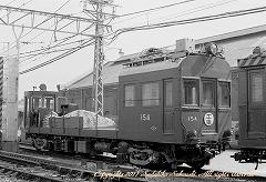 阪神電鉄 6 貨物電車 ~古い車輌...